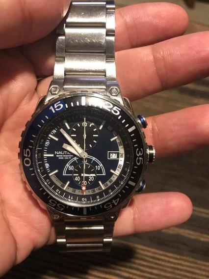 Relógio Náutica - N15519g