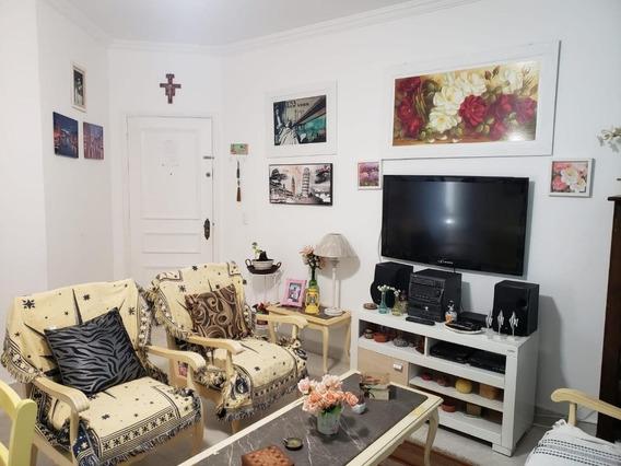 Apartamento Em Enseada, Guarujá/sp De 85m² 2 Quartos À Venda Por R$ 225.000,00 - Ap588206