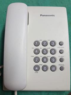 Teléfono Análogo Alambrico Panasonic Kxts500me Usado