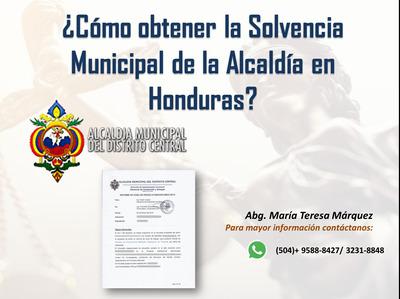 Servicios Legales (abogados Honduras)