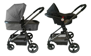 Coche Travel System Aluminio Mike Priori