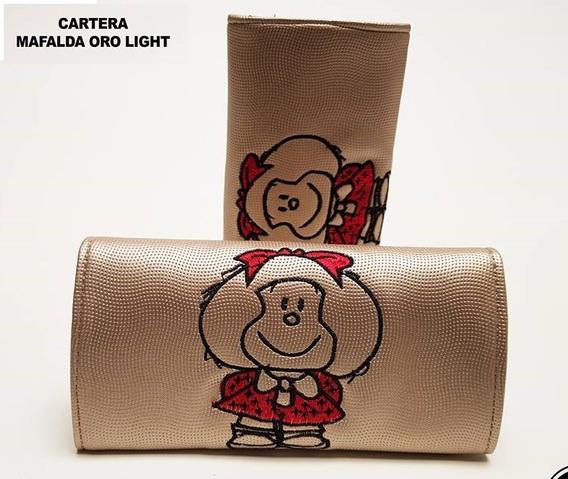 Cartera Dama Mickey Mouse Mafalda Hello Kitty Mimmie Stitch