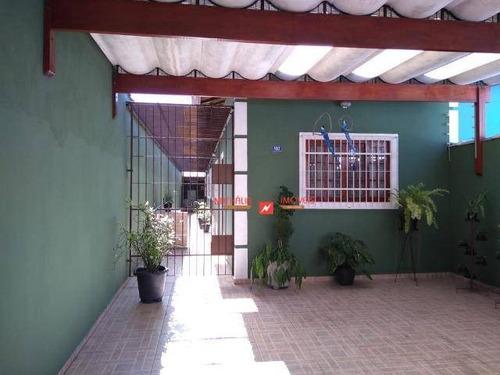 Imagem 1 de 21 de Casa Térrea Com 3 Dormitórios À Venda, 70 M² Por R$ 365.000 - Vila Nova Bonsucesso - Guarulhos/sp - Ca0006