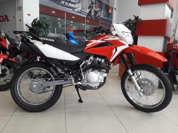 Nueva Honda Xr150l Modelo 2021 Entrega Desde 100mil C.i.