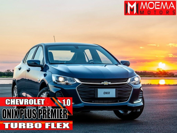 Chevrolet Onix 1.0 Turbo Plus Premier Flex 2019/2020