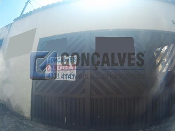 Locação Casa Terrea Sao Bernardo Do Campo Vila Goncalves Ref - 1033-2-12505