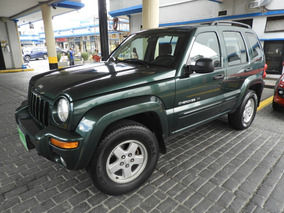 Jeep Cherokee Limited 2003 Mt 3.7