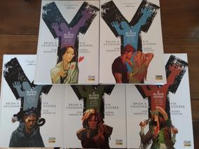 Y O Último Homem Edição De Luxo Coleção Completa 5 Volumes