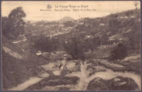 Rei Alberto I - Visita Brasil 1920 - Morro Velho - 25061931