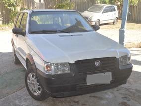 Fiat Uno Quatro Portas - 1.0 Flex