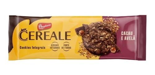 Imagem 1 de 1 de Cookies Cereale Cacau E Avelã Bauducco 40g