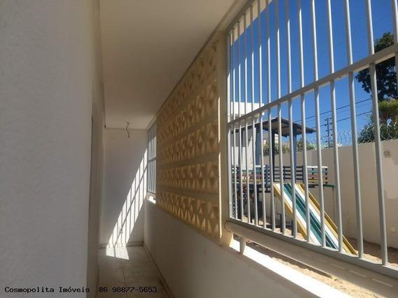 Apartamento Para Venda Em Teresina, Campestre, 3 Dormitórios, 2 Suítes, 2 Banheiros, 1 Vaga - Apto Madrid Residence