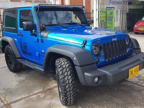 Jeep Wrangler 4x4 2015