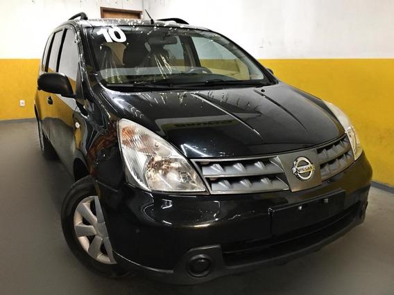 Nissan Livina 1.6 2010 Completa 16v