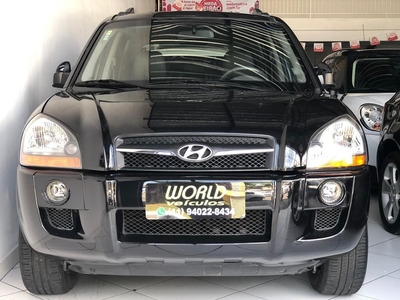 Hyundai Tucson 2.0 Gls 4x2 Aut. 5p 2008/2009