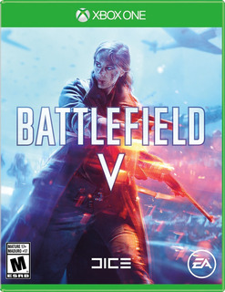 Battlefield V Fisico Sellado Battlefield 5 Xbox One