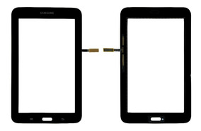 Frontal Touch Screen Cristal Samsung Tab 3 Sm T110 Yp144139