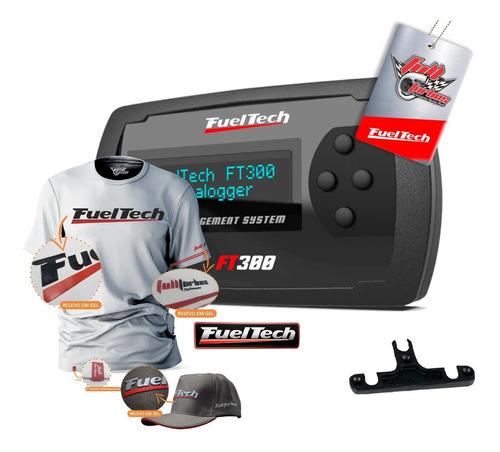 Fueltech Ft300 S/ Chic + Mega Brinde+camiseta Branca Gel +bc