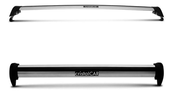 Rack De Teto Cristal Car Ford Ka 15 A 18 Prata Caraguatatuba