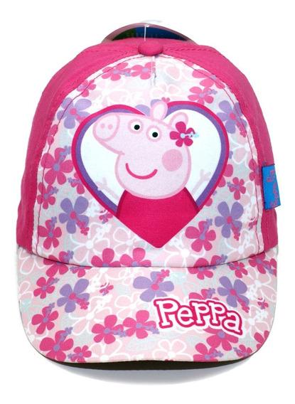 Gorro Peppa Pig Original Línea Premium Entrega Inmediata