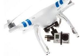 Drone Phantom 2 Completo Não Acompanha Go Pro.