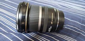 Lente Canon Ef-s 10-22mm F/3.5-5.6 Usm Grande Angular