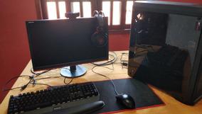 Computador Gamer / Streamer Setup Completo - 4 Meses Uso