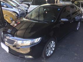 Kia Cerato Sx 1.6 Automático 4p 2012 Preto Revisado