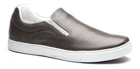 Tênis Iate Masculino Keep Shoes Cor Chumbo