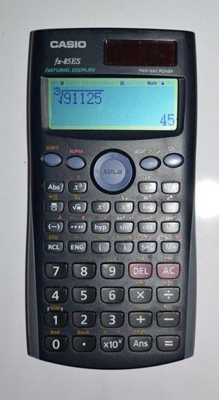 Calculadora Científica Marca Casio Modelo Fx-85es