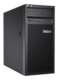 Servidor Lenovo Ts50 Intel Xeon Quad Core 16gb 2 X 1tb Dvdrw