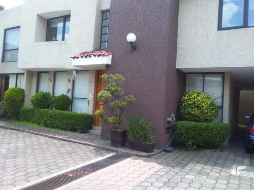 Imagen 1 de 14 de Casa Renta Magdalena Contreras