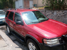 Ford Escape 2003.xlt 5 P. Piel.100% Mexicana