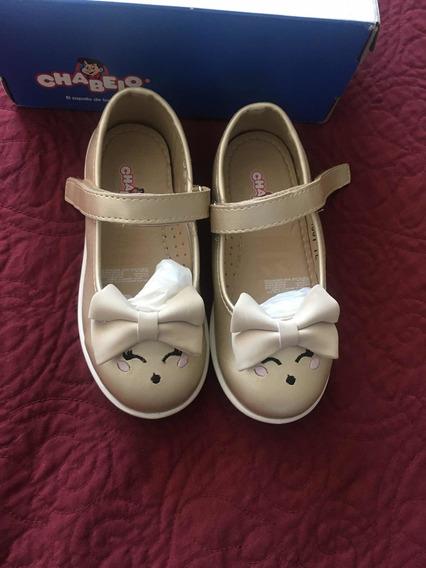 Zapatos Niña Chabelo