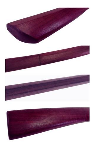 Imagem 1 de 6 de Boken Shoto - Kodashi Espada De Madeira Curta P/ Treino.