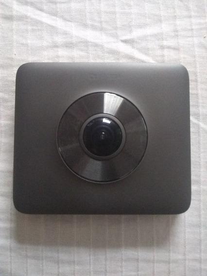 Câmera E Filmadora Xiaomi 360 Wi-fi Entrada Pra Cartão De M