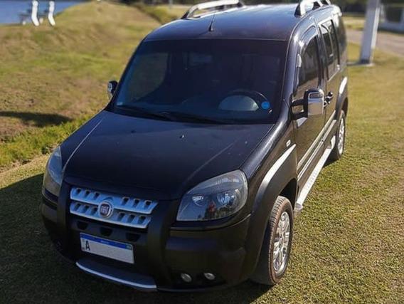 Fiat Doblo 2010 1.8 Adventure Locker Flex 5p