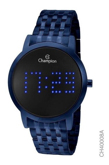 Relógio Champion Digital Led Feminino Ch40008a