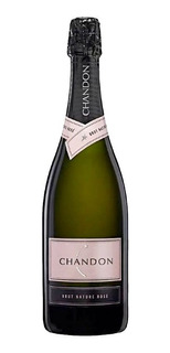 Champagne Chandon Brut Nature Rosé
