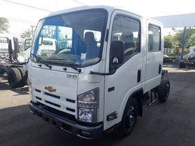 Chevrolet Nhr Doble Cabina 2019 Euro Ivabs