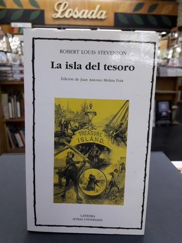 La Isla Del Tesoro - Stevenson - Catedra