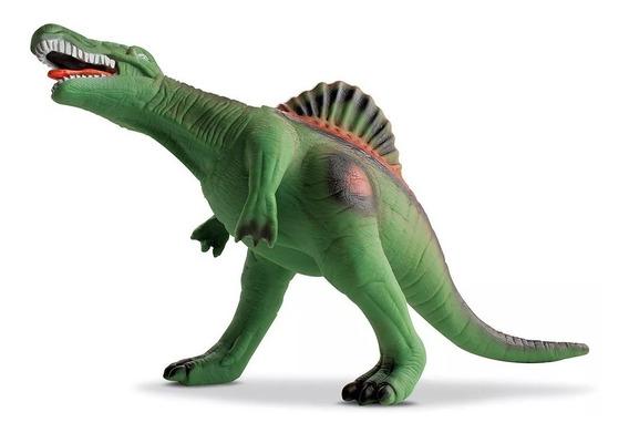 Dinossauro Espinossauro Selvagem Jurassic 33cm - Beetoys