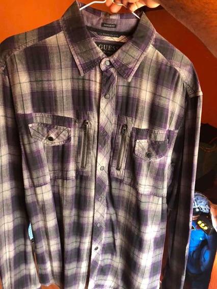 Camisa Guess !! Hombre