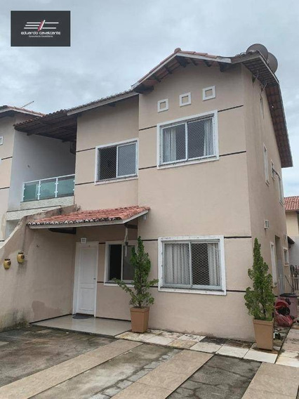 Casa Com 3 Dormitórios À Venda, 119 M² Por R$ 355.000 - Passaré - Fortaleza/ce - Ca0033