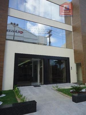 Sala Comercial Para Locação, Lagoa Nova, Natal.l0439 - Sa0032