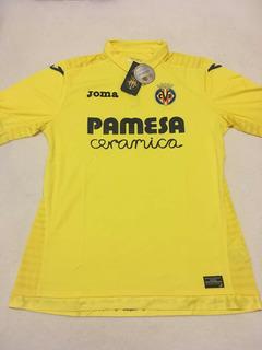 Camisa Villarreal 2017-18