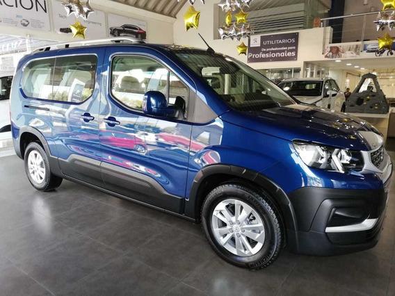 Peugeot Rifter Allure 5ptas 1.6 Hdi 90 Hp Man 5vel 7 Pass