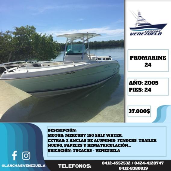 Lancha Promarine 24 Lv534