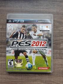 Pes 2012 Ps3 Playstation 3 Mídia Física