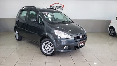 Fiat Idea 2012 1.4 Attractive Flex 5p Sem Entrada